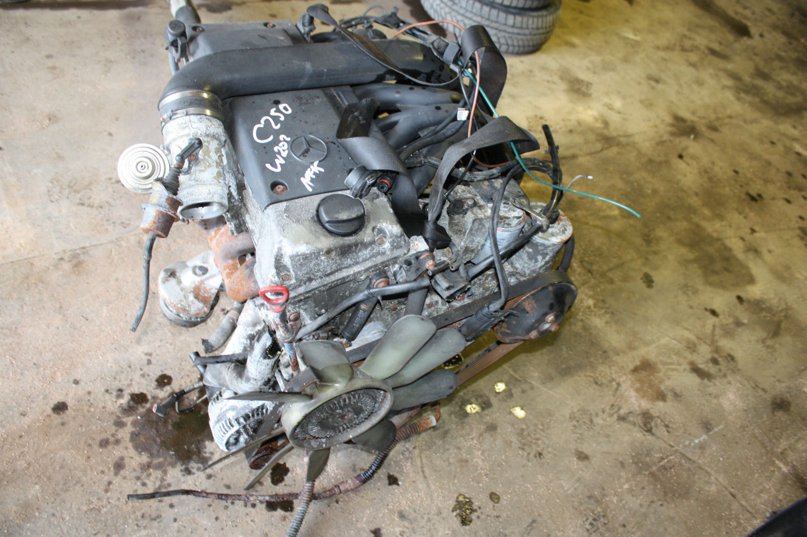 Блок управления airbag mercedes-benz c-class w202125 605910 a0008209726 #115052602