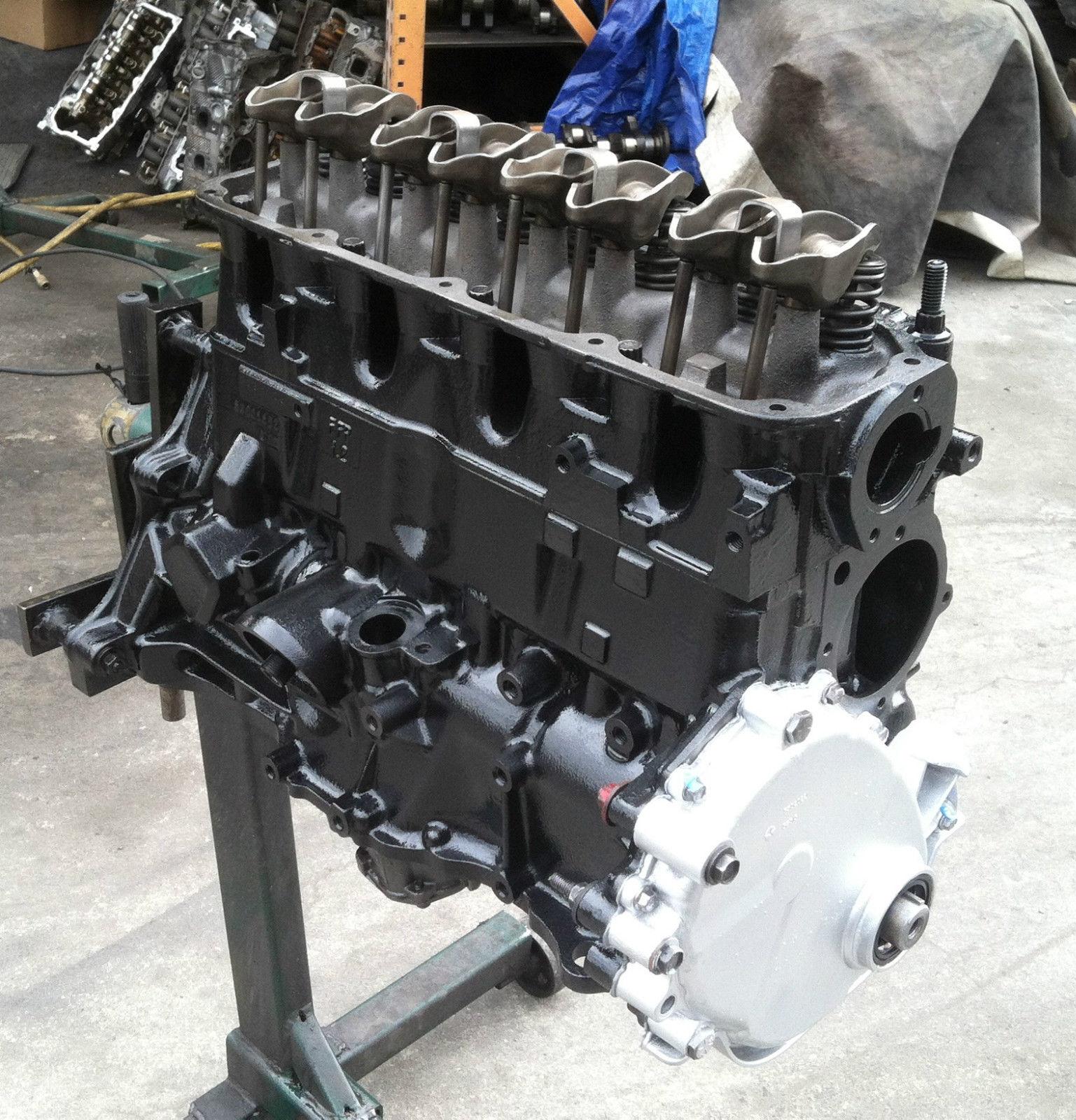 Двигатели от джипах